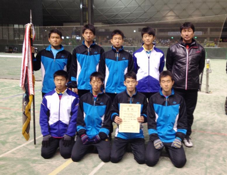 長崎県高体連ソフトテニス専門部