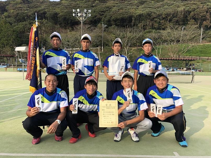 長崎 県 ソフトテニス 高校